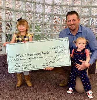 Ava's Heroes Fundraiser – Thank you!